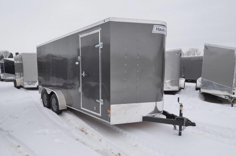 2020 Haulmark PPTD 7X16 RTA2 Enclosed Cargo Trailer