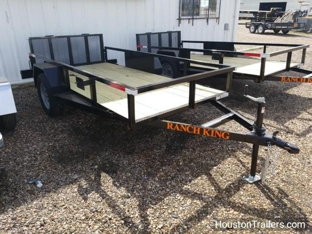 2018 Ranch King Trailers 5' x 11' Utility Trailer RK-43