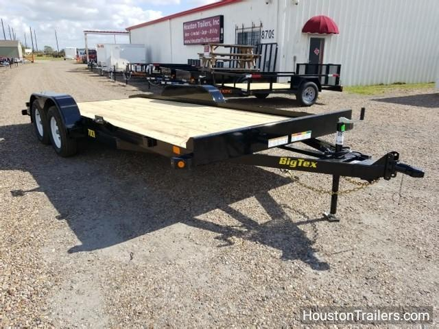 2018 Big Tex Trailers 70CH 18' Car / Racing Trailer BX-108