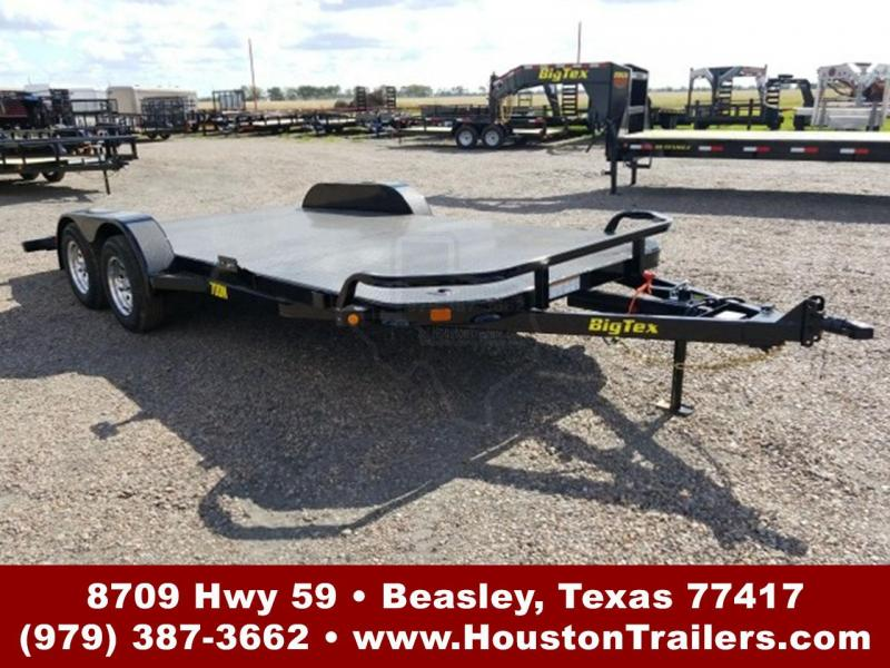 2018 Big Tex Trailers 70DM 18' Car / Racing Trailer BX-109