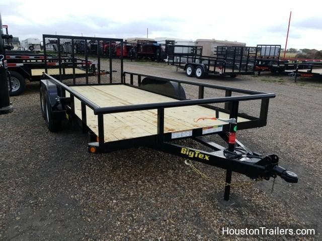 2018 Big Tex Trailers 70PI-X 16