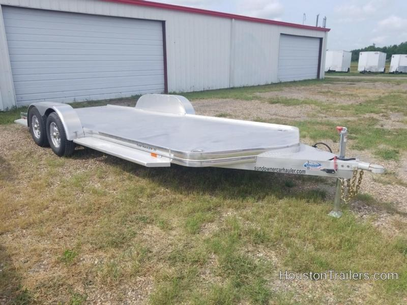 2019 Sundowner Trailers 20' CH19BP Car / Racing Trailer SD-95