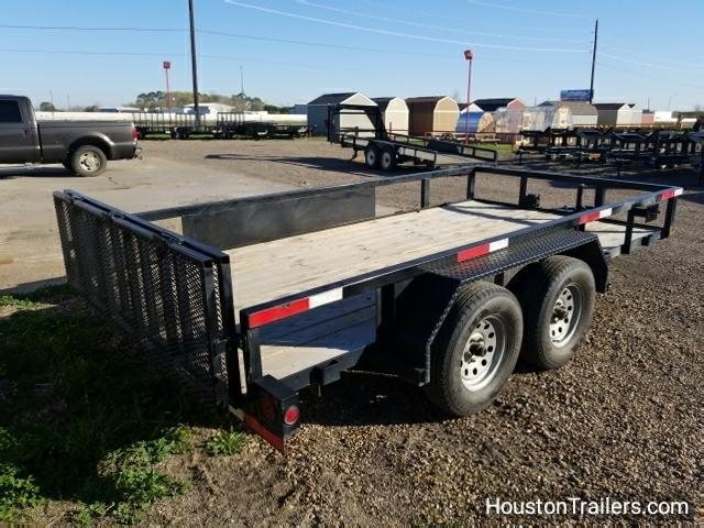 "2015 Ranch King Trailer 14' x 6'10""  Utility 4k Trailer Rental 8051-Rental"