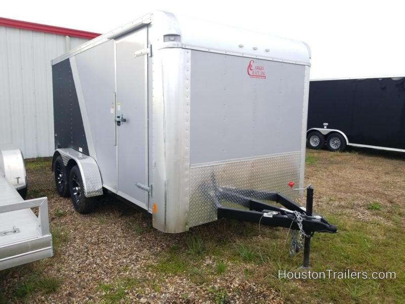 2019 Cargo Craft 14' Enclosed Cargo Trailer CO-1063