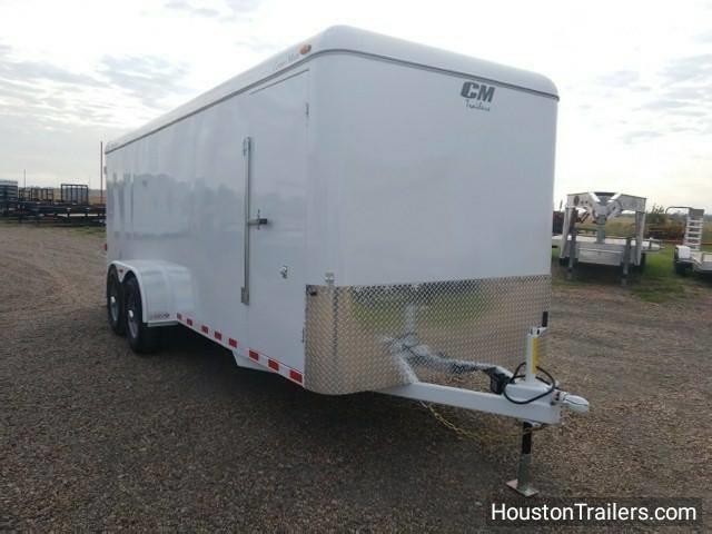 2018 CM 20' BP Enclosed Cargo Trailer CM-26