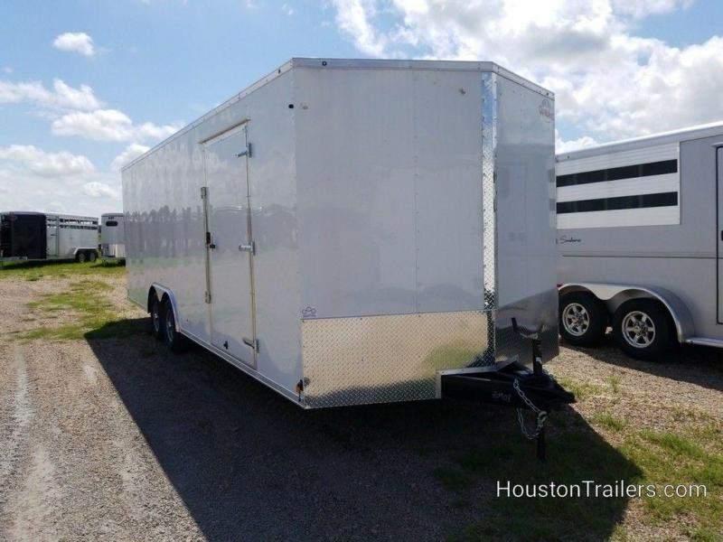 2019 Cargo Mate E-Series 8.5' x 24' Enclosed Car Trailer FR-91