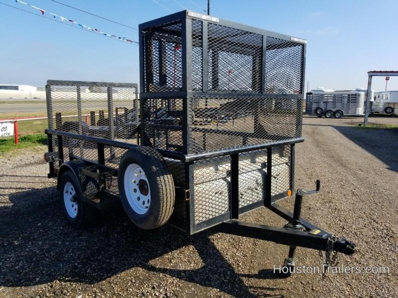 2006 Top Hat Trailers RP10X5 Utility Trailer 8079