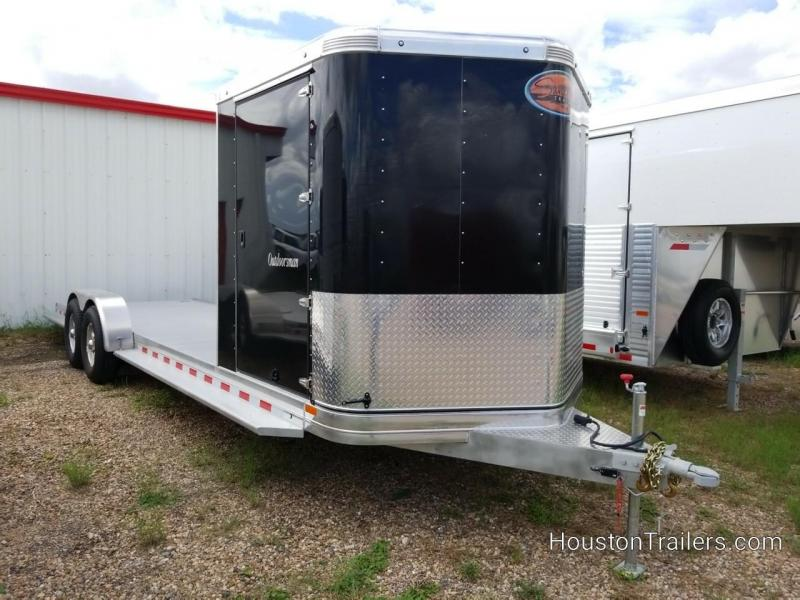 2019 Sundowner Trailers 20'7'+ Outdoorsman Car / Racing Trailer SD-104