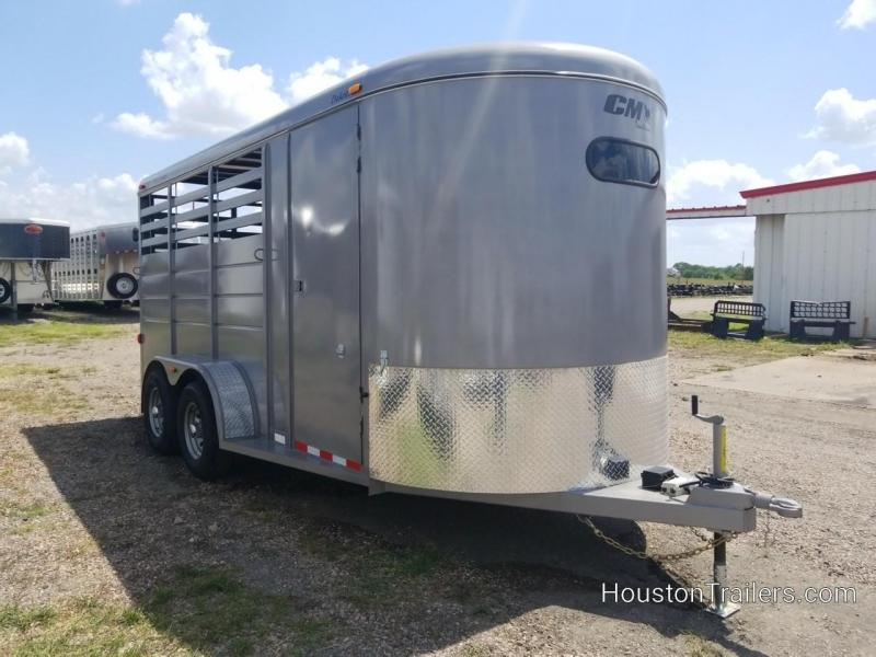 2018 CM Dakota 3 Horse Trailer 3H 17