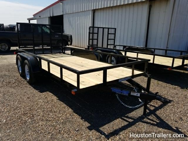 "2018 Top Hat 14' x 77""  LDT Utility Trailer TH-121"