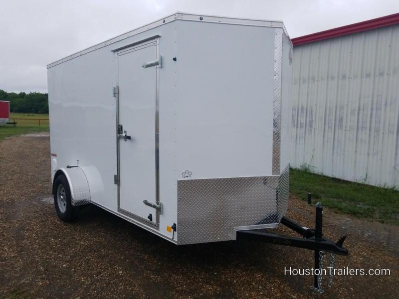 2019 Cargo Mate12' x 6' Enclosed Cargo Trailer FR-58