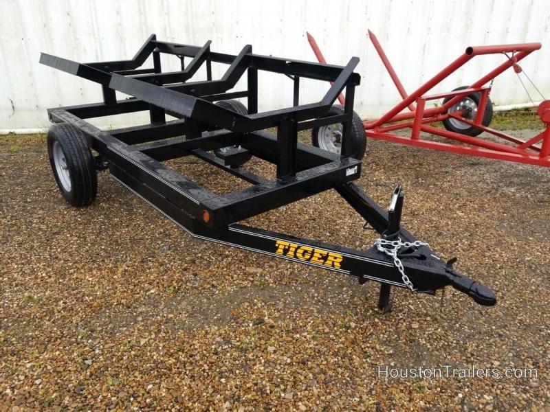 2019 Tiger 1 Bale Hay Trailer TI-55