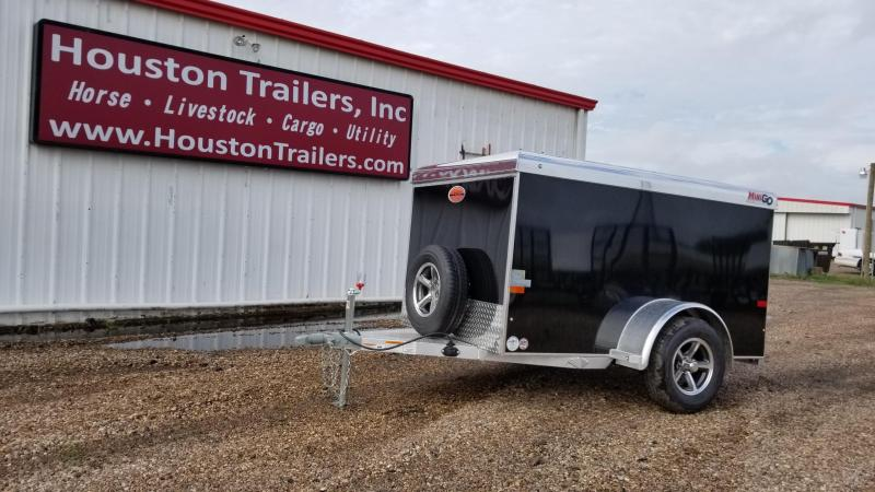 2018 Sundowner Trailers MiniGO 5' x 8' Enclosed Cargo Trailer SD-44