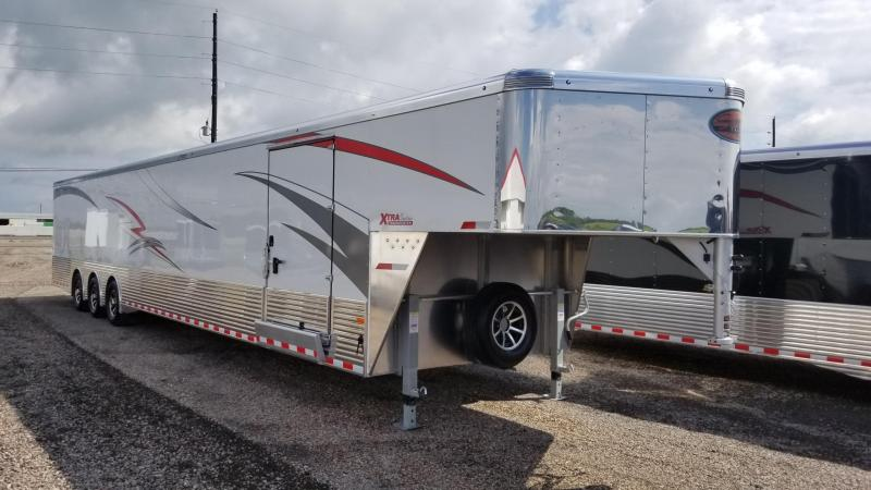 2018 Sundowner Trailers 40' XTRA Car / Racing Trailer