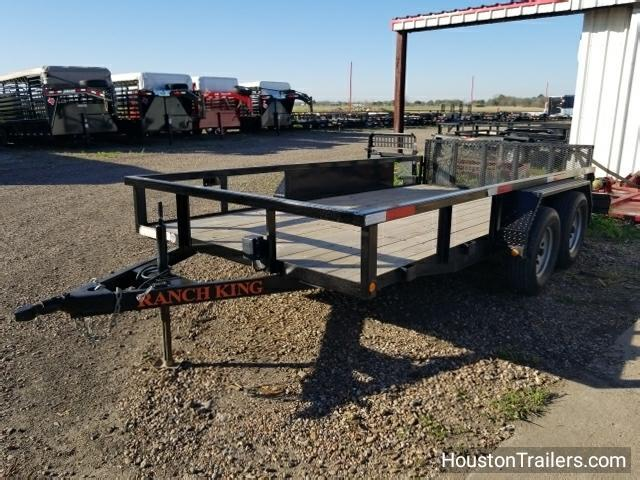 2015 Ranch King Trailer Amer 14
