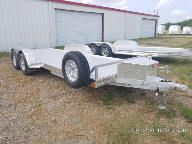 2019 Sundowner Trailers 20' 4000 All Purpose Utility Trailer SD-96