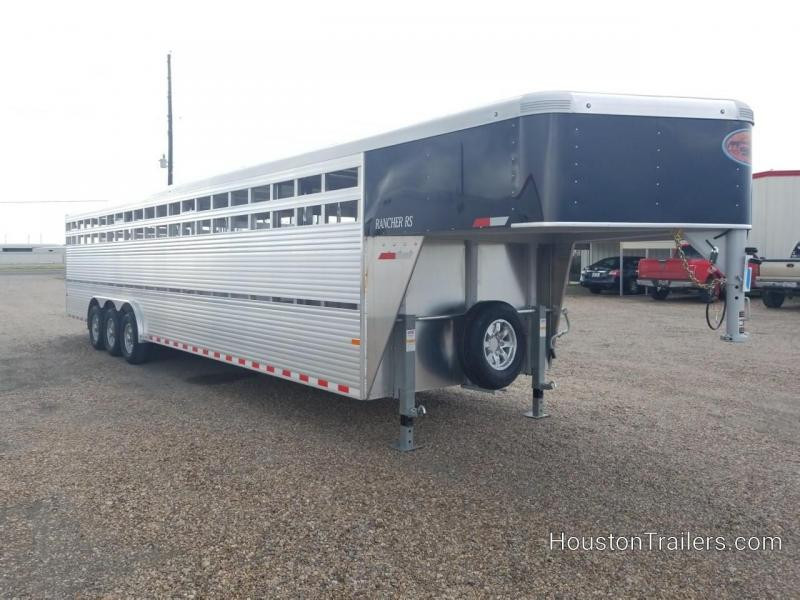 2019 Sundowner Trailers Rancher RS 32 Livestock / Cattle Trailer SD-88