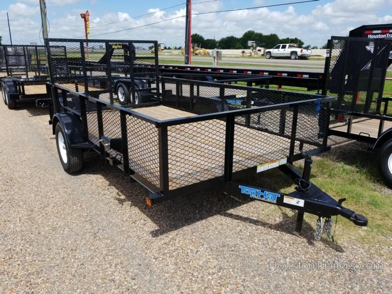 "2019 Top Hat Trailers 12' x 83"" MRAX Utility Trailer TH-211"
