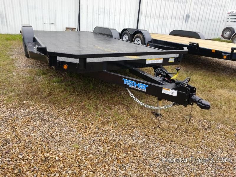 "2019 Top Hat Trailers 20' x 83"" ASCH Car / Racing Trailer TH-155"
