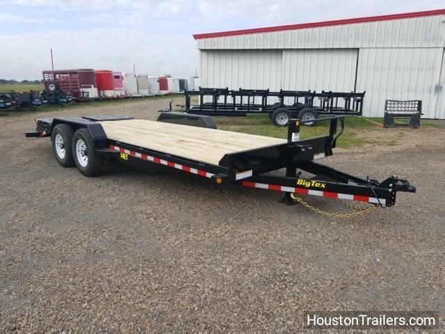 2018 Big Tex Trailers 14ET 18' Equipment Trailer 8082