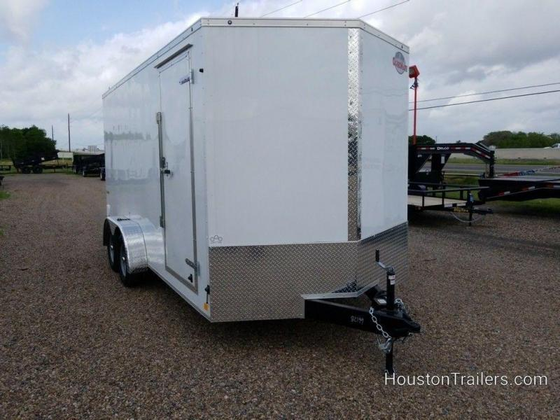 2019 Cargo Mate E-Series 16' x 7' x 7' Enclosed Cargo Trailer FR-82