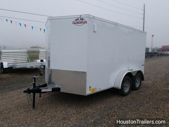2018 Cargo Mate Trailers 7' x 12' Enclosed Cargo Trailer FR-39