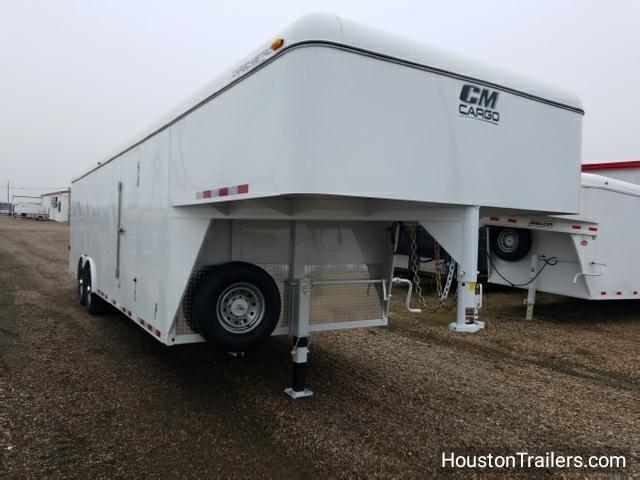 2018 CM Cargo Metro 24' Enclosed Cargo Trailer CM-43