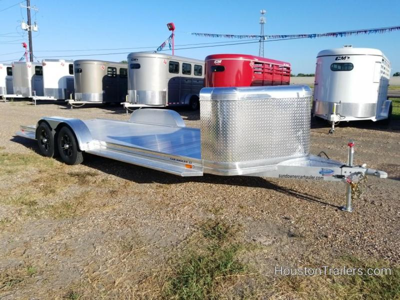2019 Sundowner Trailers 22' Car Hauler BP / Racing Trailer SD-97
