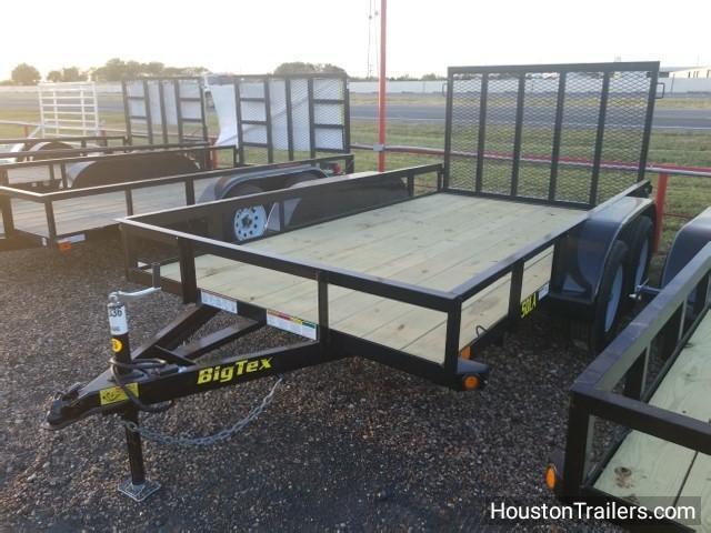 """2018 Big Tex Trailers 50LA 12' x 77"""" Utility Trailer BX-104"""