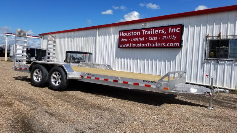 2018 Sundowner Trailers 20' All Purpose Utility BP Trailer SD-48