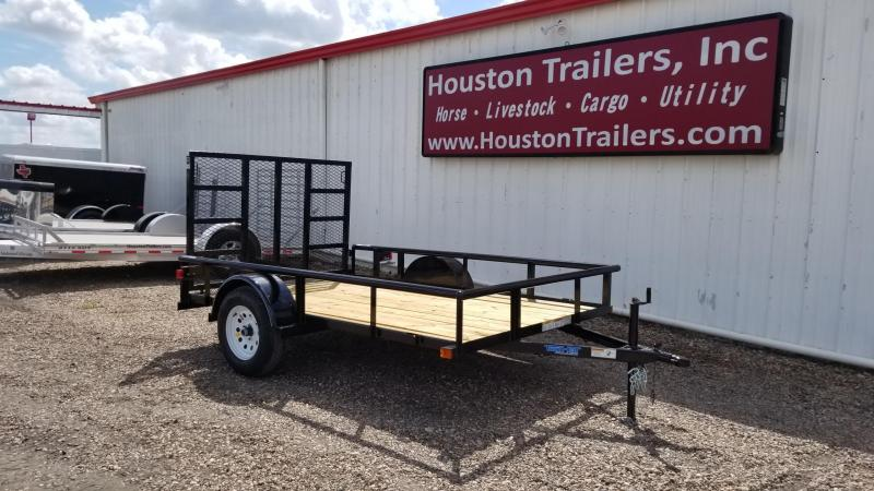 2018 Top Hat DSP 10' x 6.5' Utility Trailer TH-73