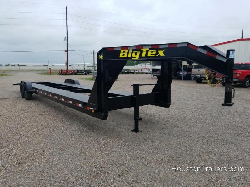 2018 Big Tex Trailers 2 Car Hauler / Racing Trailer 34