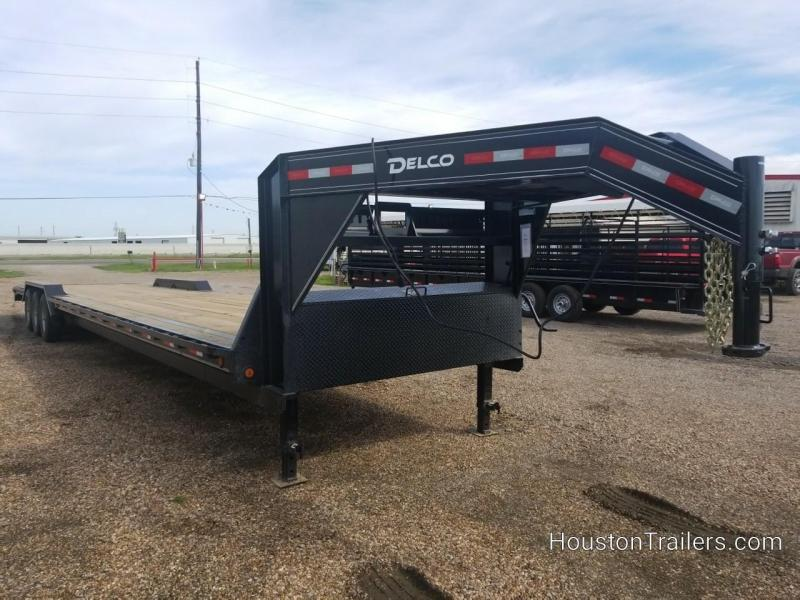 2019 Delco Trailers 40' Equipment Trailer DEL-45