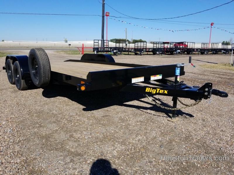 2019 Big Tex Trailers 18' 70CH Car / Racing Trailer BX-165