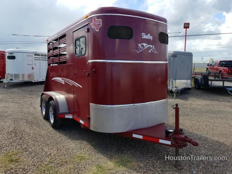 1995 Shelby Trailer 2 Horse 12