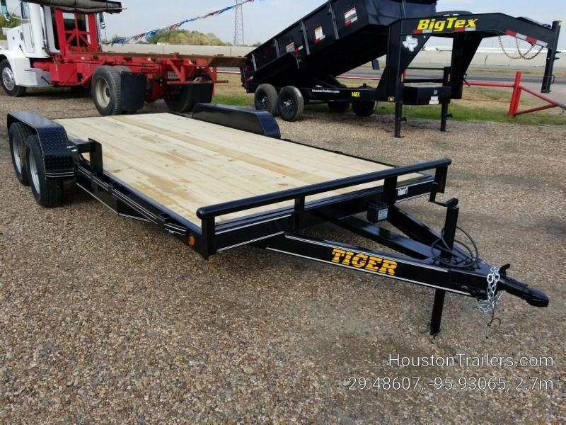 2019 Tiger 8318T Car / Racing Trailer TI-43