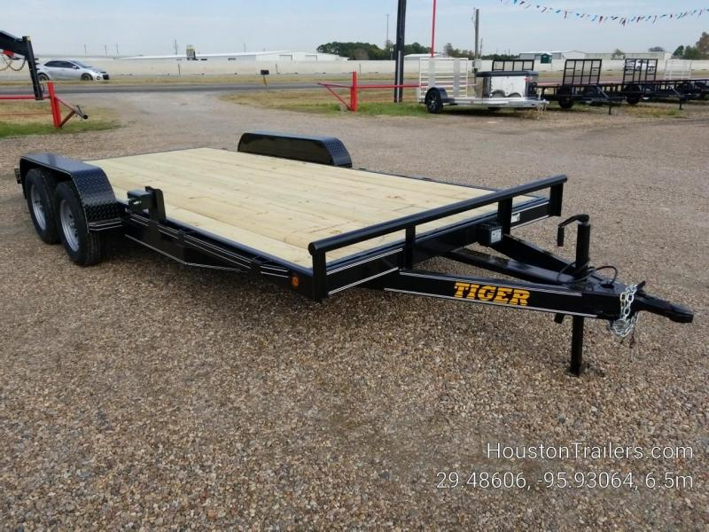 2019 Tiger 8318T Car / Racing Trailer TI-42