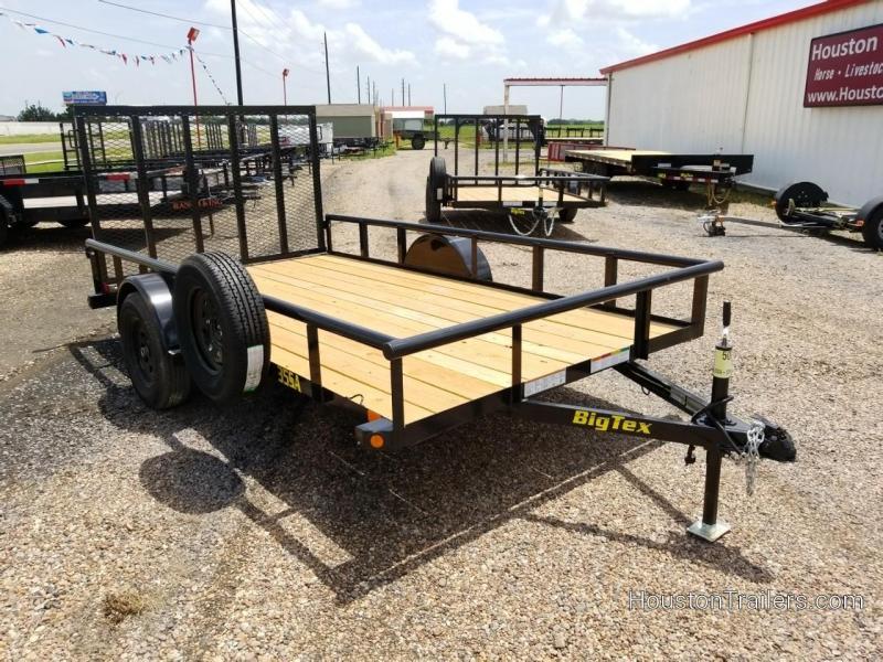 2019 Big Tex Trailers 35SA Utility 12