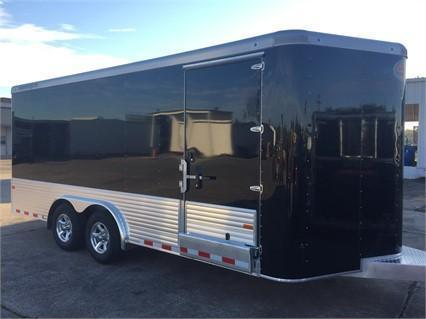 2017 Sundowner 20' x 8' BP Enclosed Cargo SD-15