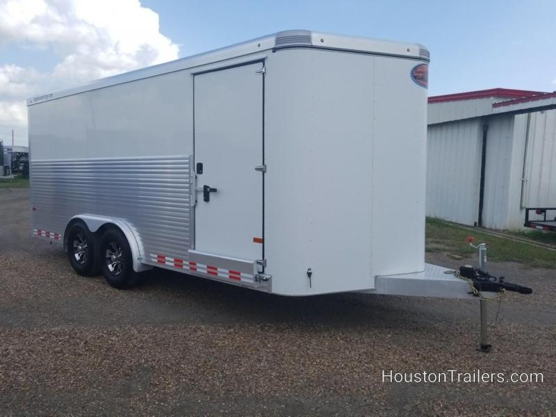 2017 Sundowner Trailers 20' x 8' x 7' Enclosed Cargo Trailer SD-102