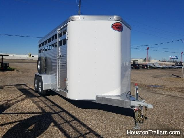 2018 Sundowner Trailers 16' Stockman Livestock / Cattle Trailer SD-71