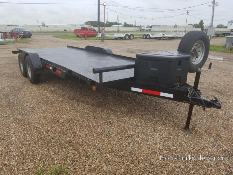 2014 Outlaw Trailers 20' CH Car / Racing Trailer CO-1047
