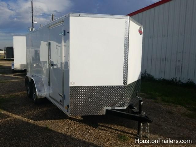 2018 Cargo Mate 7' X 14' Enclosed Cargo Trailer FR-43