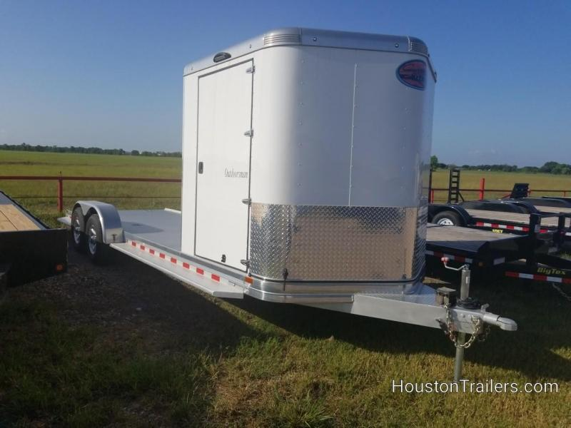 2017 Sundowner Trailers 17' + 7' Outdoorsman Car / Racing Trailer SD-101