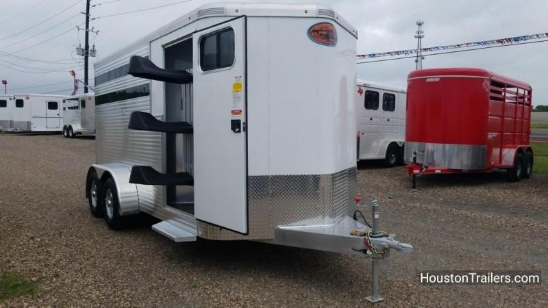 2019 Sundowner Trailers Super Sport 3 Horse Trailer SD-77