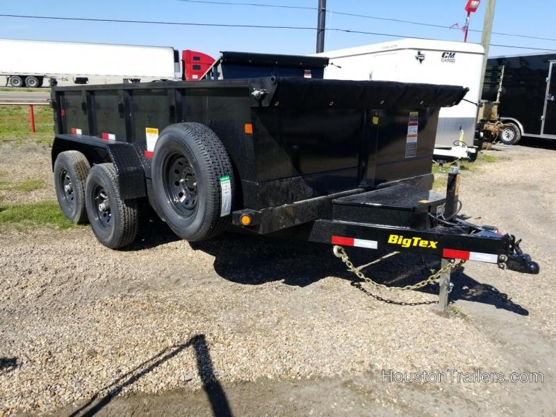 2019 Big Tex Trailers 14LX Dump 12' Trailer BX-169