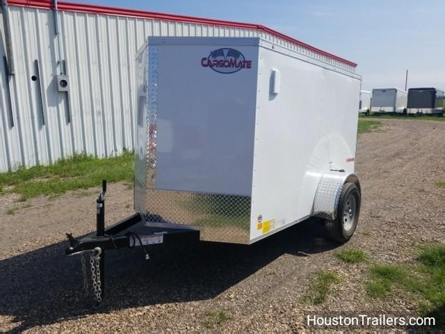 2018 Cargo Mate Trailers 5' x 8' Enclosed Cargo Trailer FR-34