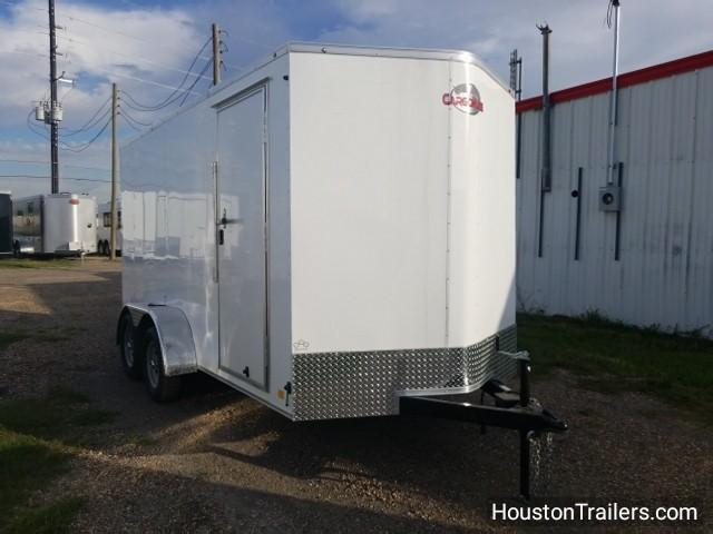 2018 Cargo Mate Trailers 7' x 14' Enclosed Cargo Trailer FR-44