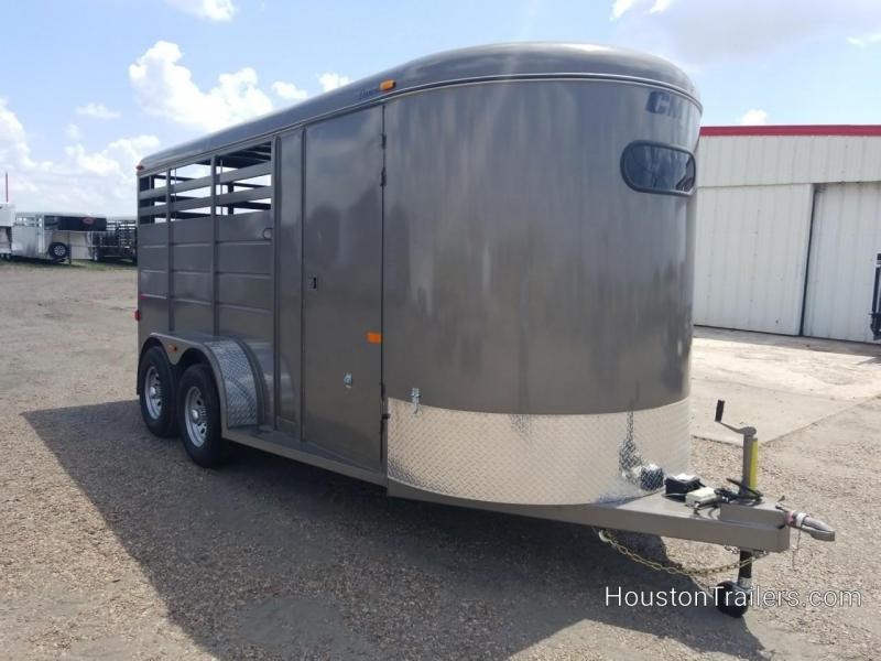 2017 CM Dakota 3 Horse Trailer 3H 16