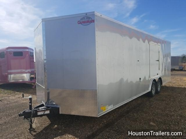 2018 Cargo Mate 24' x 8'5 Enclosed Cargo Trailer FR-46